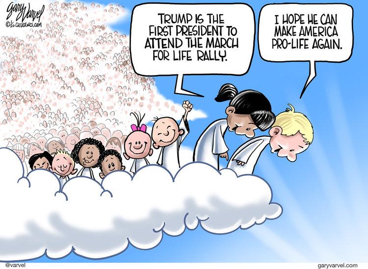 Gary Varvel Comic Strip for January 24, 2020