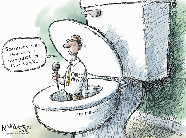 Nick Anderson Comic Strip for April 18, 2013