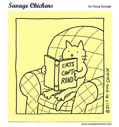 Savage Chickens by Doug Savage on Thu, 14 Oct 2021