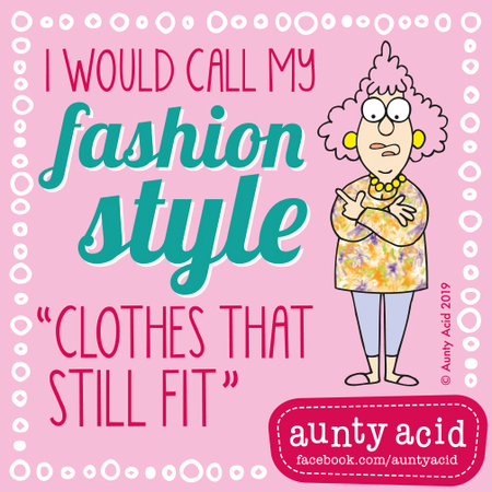 Aunty Acid Comic Strip for May 22, 2019