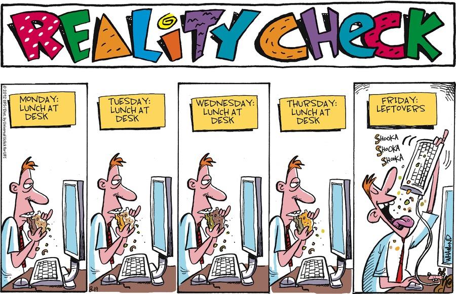 Reality Check for Aug 19, 2012 Comic Strip
