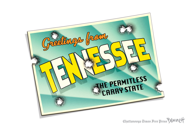Clay Bennett Comic Strip for April 06, 2021