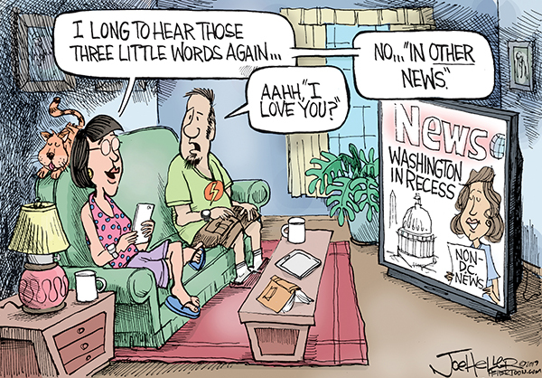 Joe Heller Comic Strip for August 09, 2017