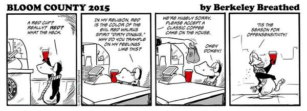 Bloom County 2016