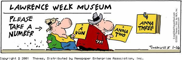 Frank and Ernest Comic Strip for January 16, 2002