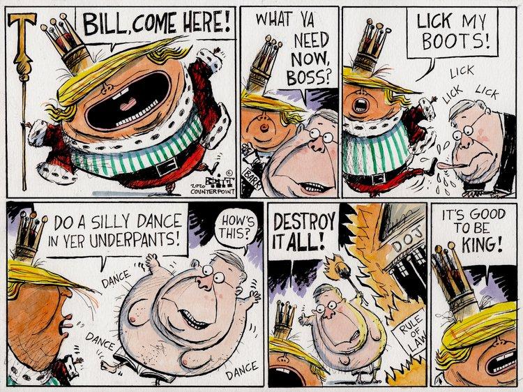 Chris Britt Comic Strip for February 20, 2020