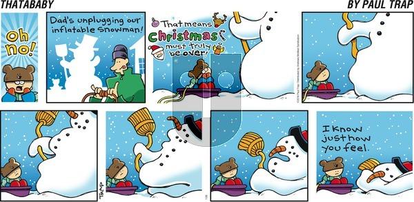 Thatababy on Sunday January 28, 2018 Comic Strip