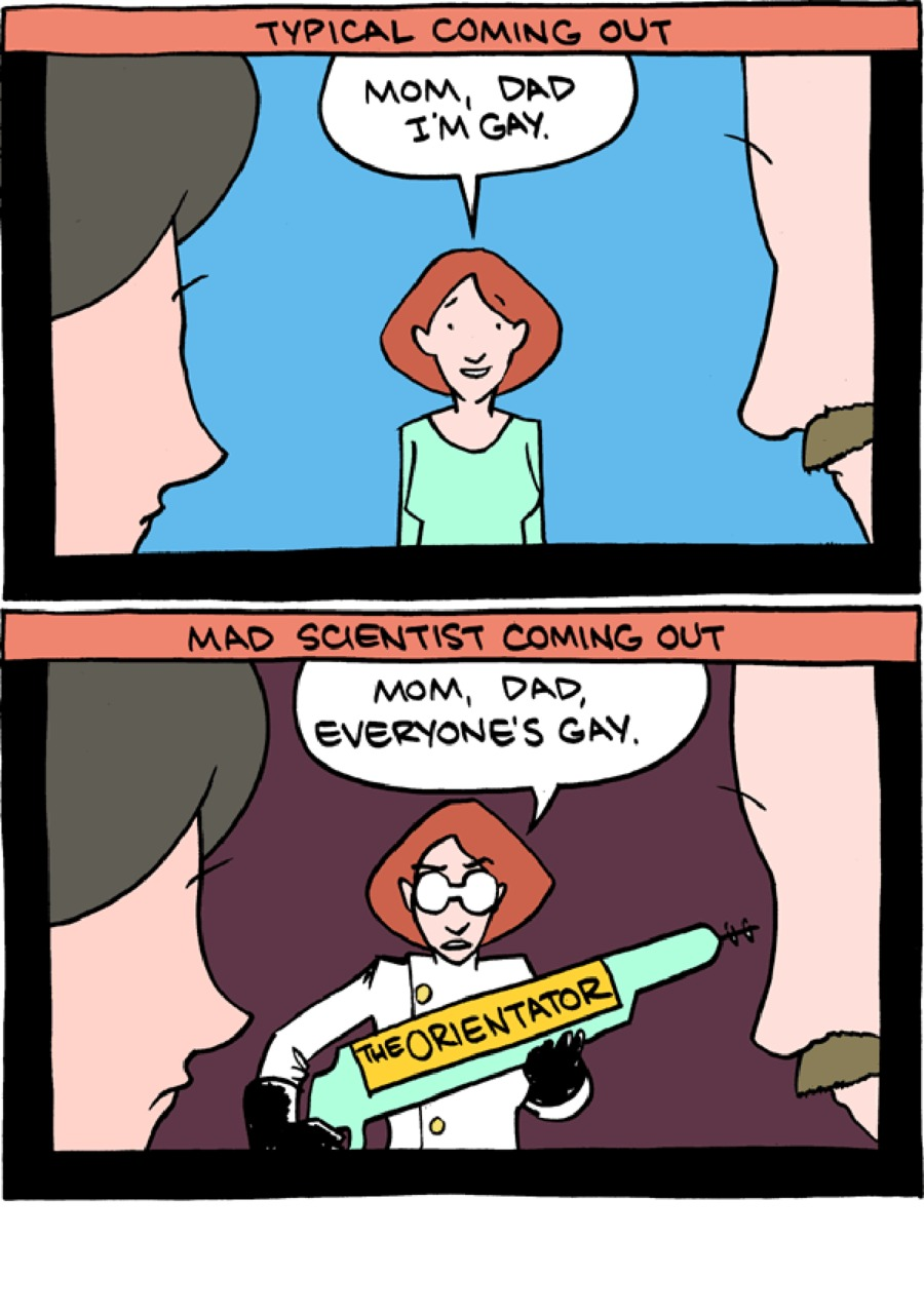 Saturday Morning Breakfast Cereal Comic Strip for May 31, 2015