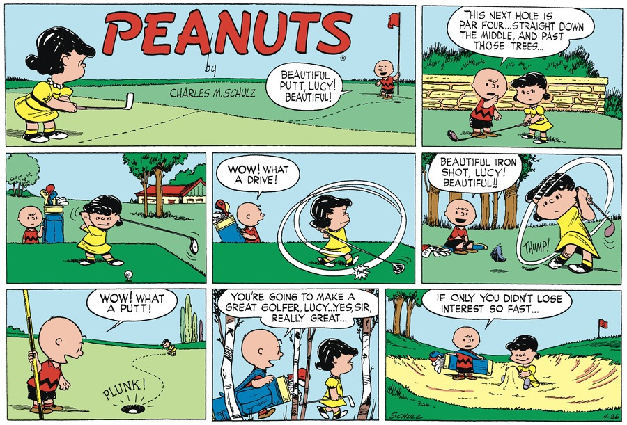 Peanuts Begins by Charles Schulz on Sat, 24 Apr 2021