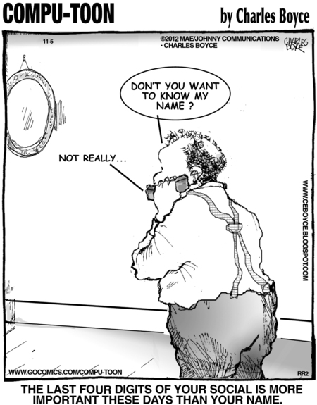 Compu-toon for Nov 5, 2012 Comic Strip