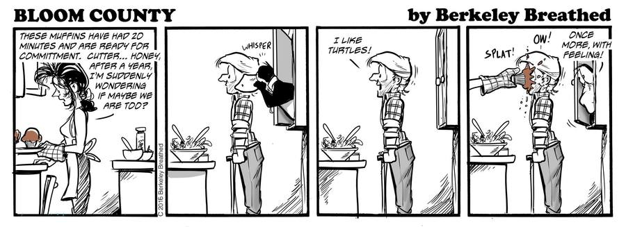 Bloom County 2018 Comic Strip for June 22, 2016