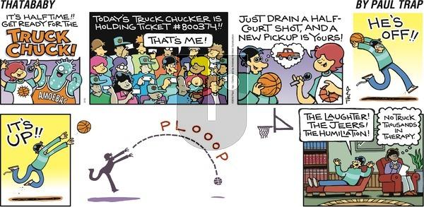 Thatababy on Sunday February 10, 2019 Comic Strip