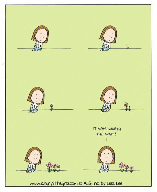 Angry Little Girls Comic Strip for May 10, 2012