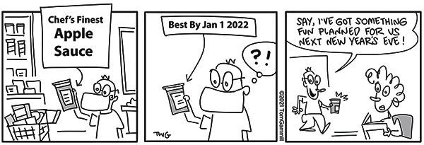 The Doozies Comic Strip for February 28, 2021