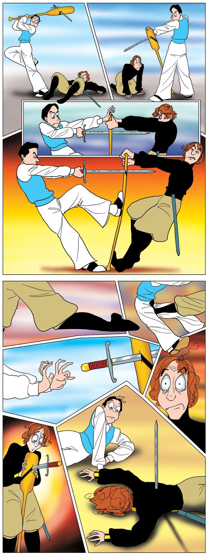 Pibgorn for Mar 4, 2014 Comic Strip