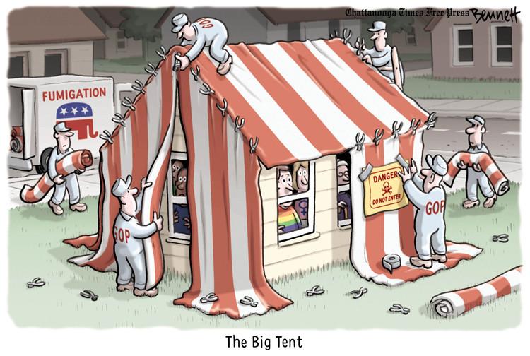 Clay Bennett Comic Strip for February 11, 2014