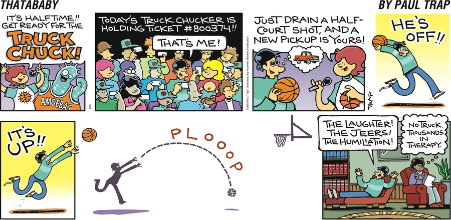 Thatababy Comic Strip for February 10, 2019