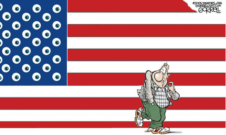 Bob Gorrell for Jun 17, 2013 Comic Strip