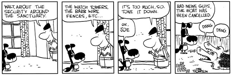 Lost Sheep Comic Strip for October 16, 2014