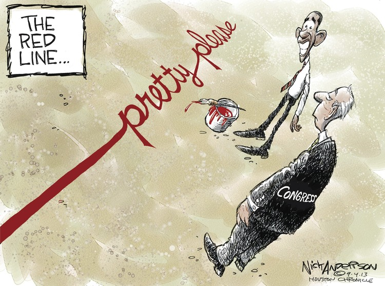 Nick Anderson for Sep 4, 2013 Comic Strip