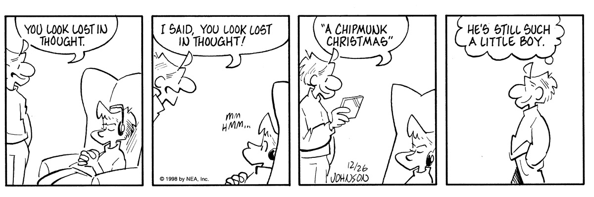 Arlo and Janis for Dec 26, 1998 Comic Strip
