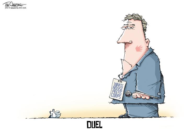 Tim Campbell for Jul 2, 2017 Comic Strip