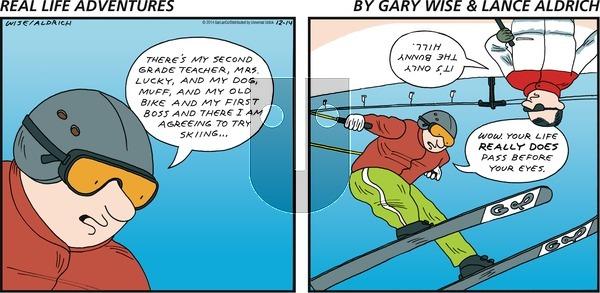 Real Life Adventures on Sunday December 14, 2014 Comic Strip