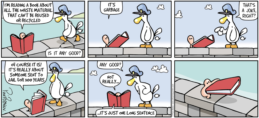 Ollie and Quentin for Apr 3, 2016 Comic Strip