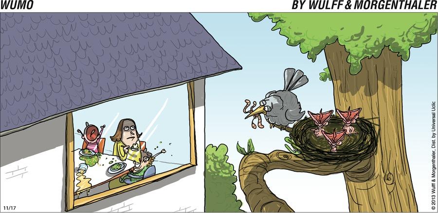 WuMo for Nov 17, 2013 Comic Strip