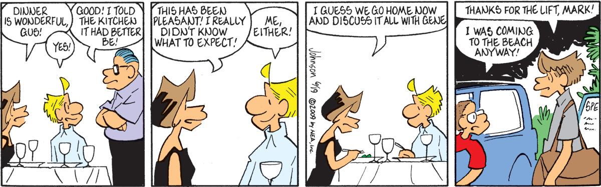 Arlo and Janis for Jun 19, 2009 Comic Strip