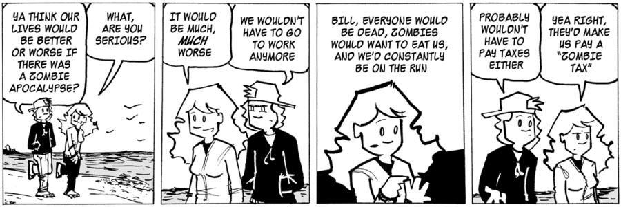 Ordinary Bill for Apr 19, 2013 Comic Strip