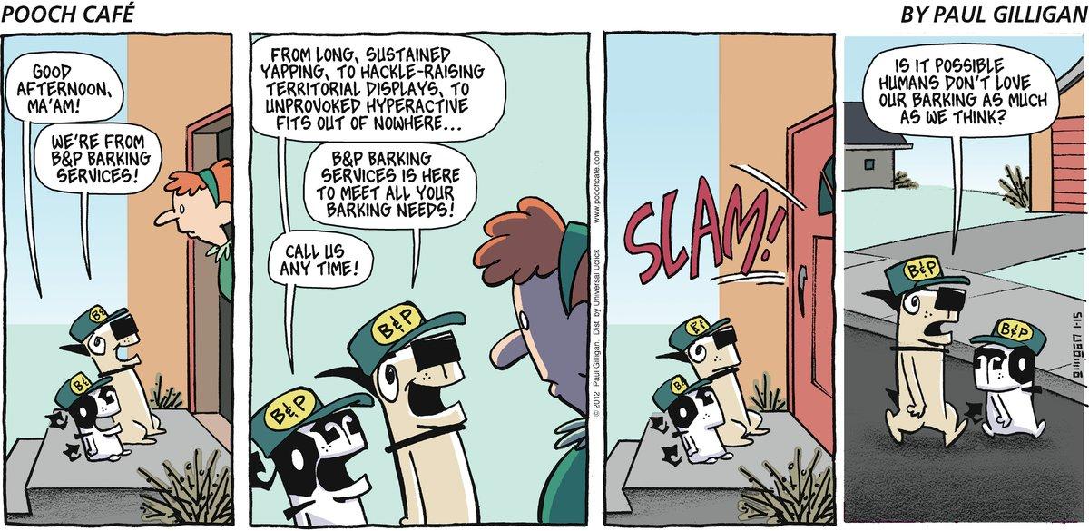 Pooch Cafe for Jan 15, 2012 Comic Strip