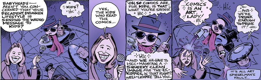 Jetpack Jr. for Jun 1, 2014 Comic Strip
