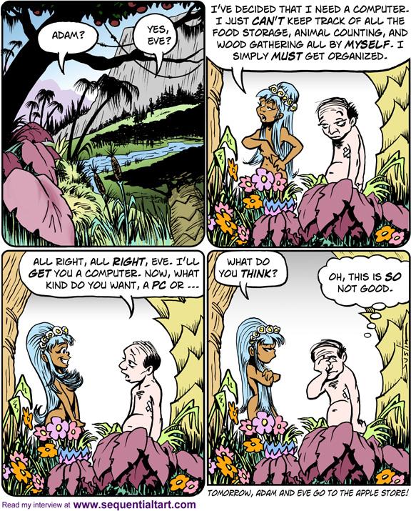 MythTickle Comic Strip for September 23, 2008