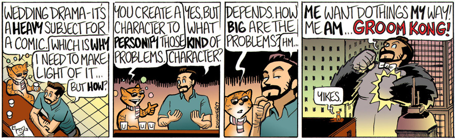 Beardo Comic Strip for January 13, 2013