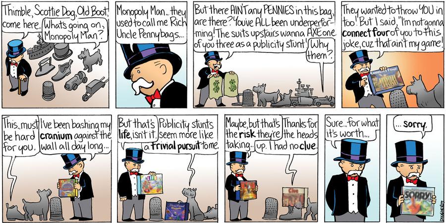 Beardo Comic Strip for January 12, 2013