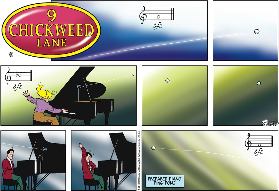 9 Chickweed Lane for Sep 2, 2012 Comic Strip