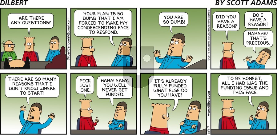 Purchase Comic Strip for 2017-11-19