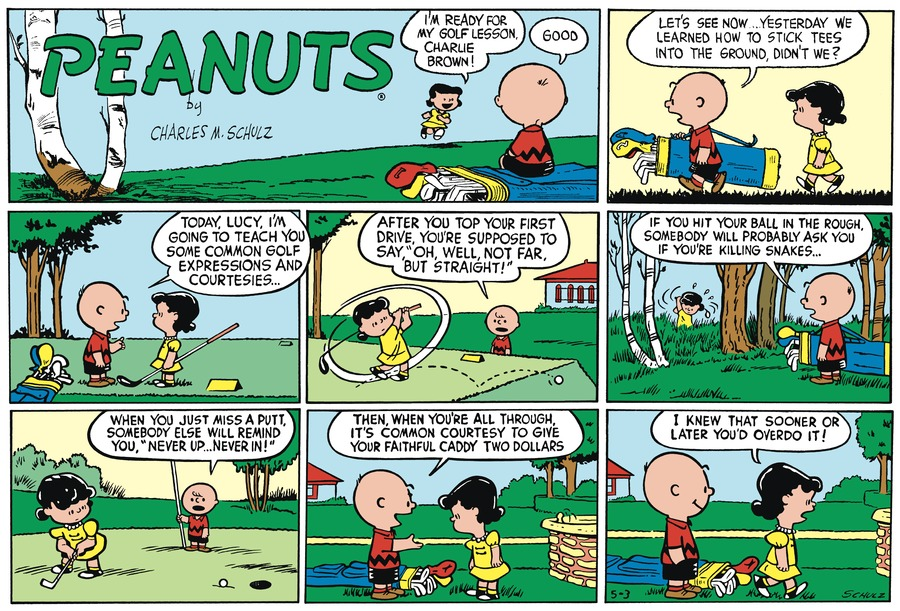 Peanuts Begins by Charles Schulz on Sat, 01 May 2021
