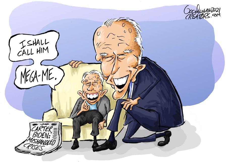 Al Goodwyn Editorial Cartoons Comic Strip for May 14, 2021