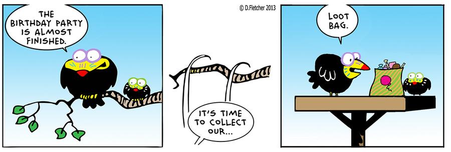 Crumb for Aug 23, 2013 Comic Strip
