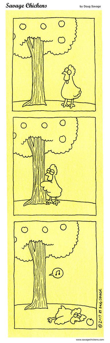 Savage Chickens by Doug Savage on Tue, 13 Apr 2021
