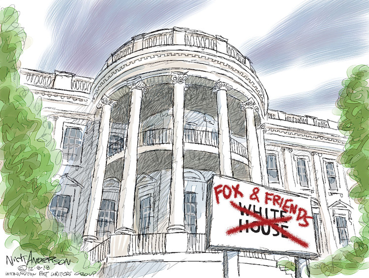 Nick Anderson Comic Strip for December 08, 2018