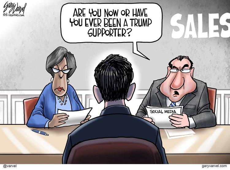 Gary Varvel Comic Strip for January 14, 2021