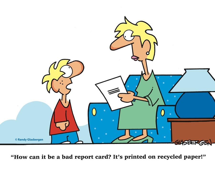 Glasbergen Cartoons Comic Strip for January 24, 2016