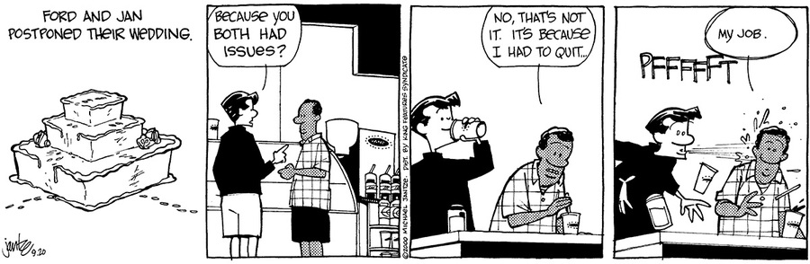 The Norm Classics Comic Strip for September 16, 2015