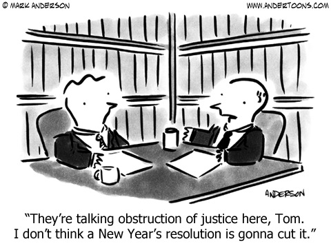 Andertoons Comic Strip for December 31, 2012