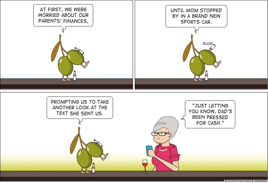 Tough Town Comic Strip for June 16, 2019