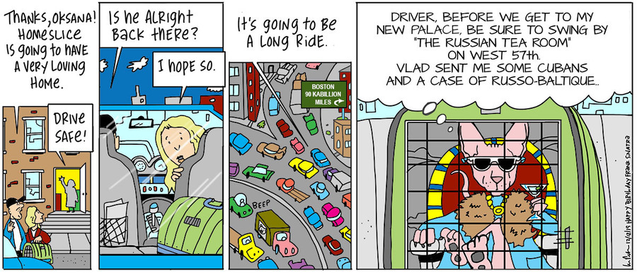 The Big Picture Comic Strip for December 12, 2019