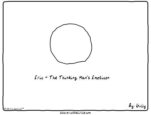 Eric the Circle Comic Strip for June 18, 2019
